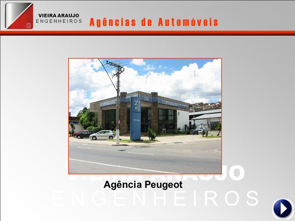 VIEIRA ARAUJO E N G E N H E I R O S VIEIRA ARAUJO E N G E N H E I R O S A g ê n c i a s d e A u t o m ó v e i s Agência Peugeot