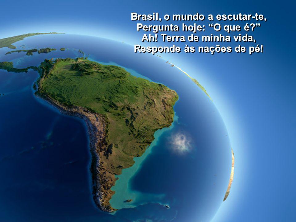 Autor: Castro Alves (espírito) Psicografado por Chico Xavier no dia 20/12/1971, durante o programa de televisão Pinga Fogo – TV TUPI