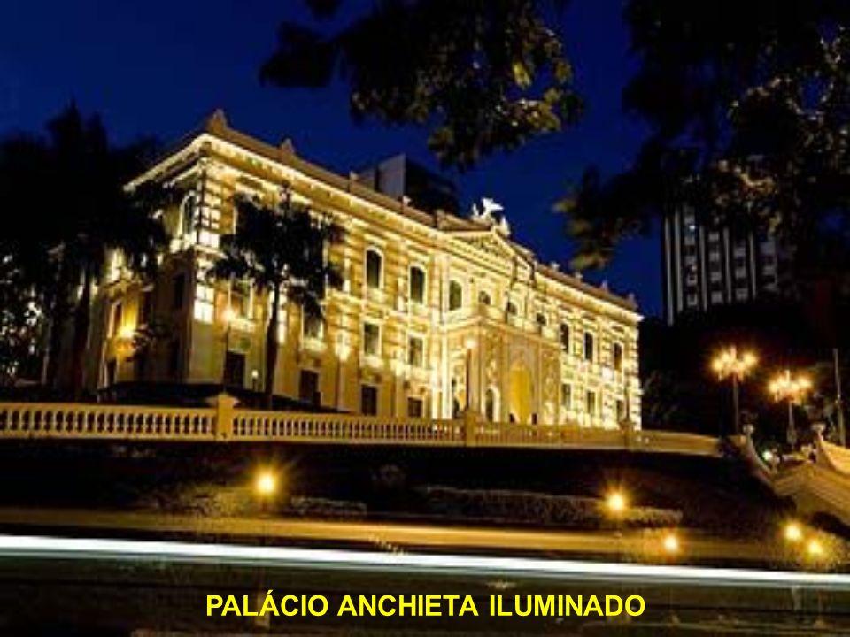 O Palácio Anchieta é uma das sedes de governo mais antigas do Brasil. A edificação sede do Governo do Estado do Espírito Santo foi construída para fun