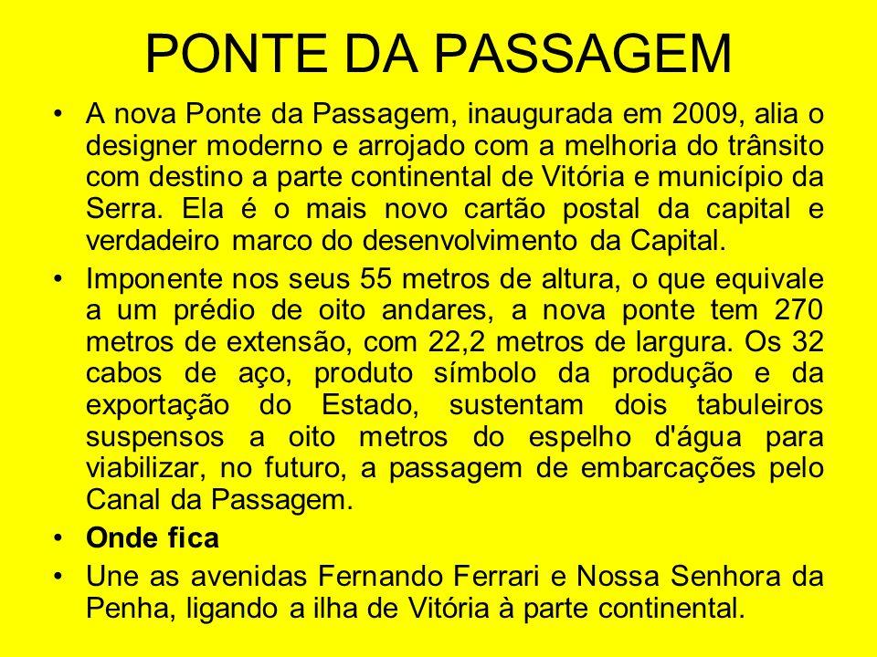 PONTE DA PASSAGEM