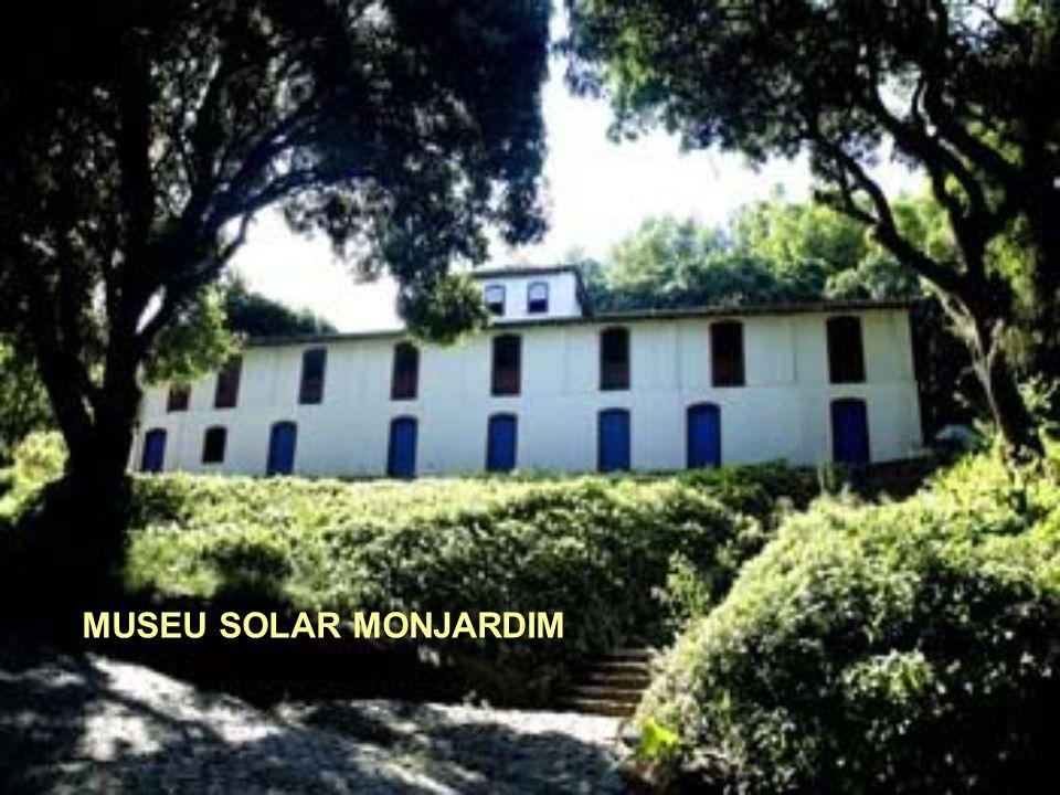MUSEUS Museu Solar Monjardim Museu de São Benedito do Rosário Museu de Arte do Espírito Santo (Maes) Museu da Vale Casa Porto das Artes Plásticas