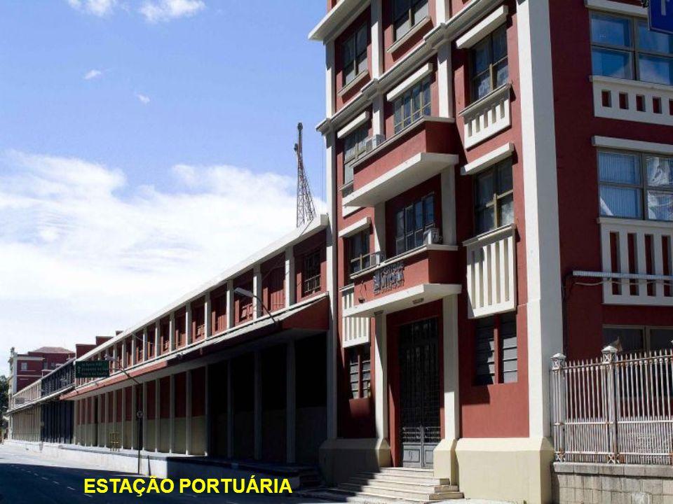 ESTAÇÃO PORTUÁRIA