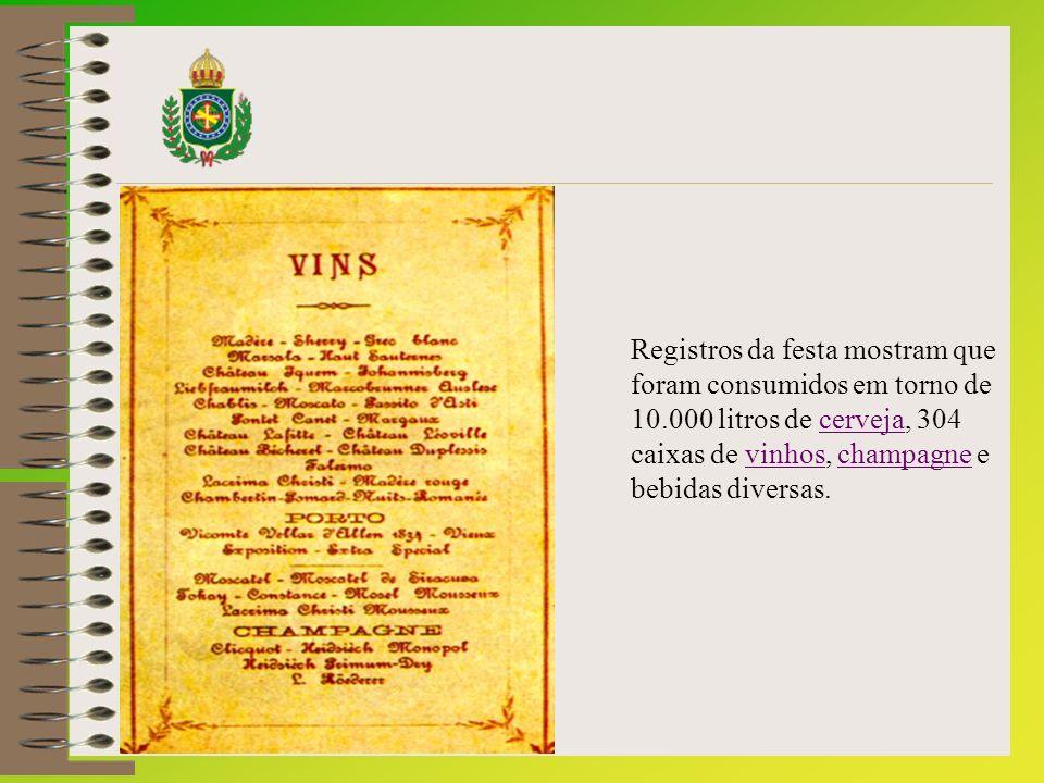Cartas de vinho e bebidas