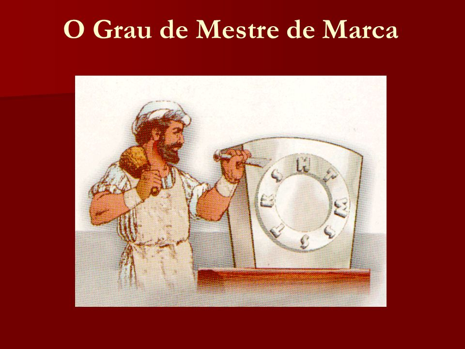 O Grau de Mestre de Marca