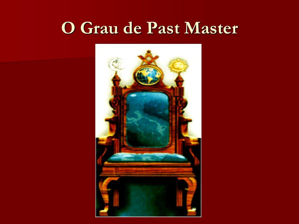 O Grau de Past Master