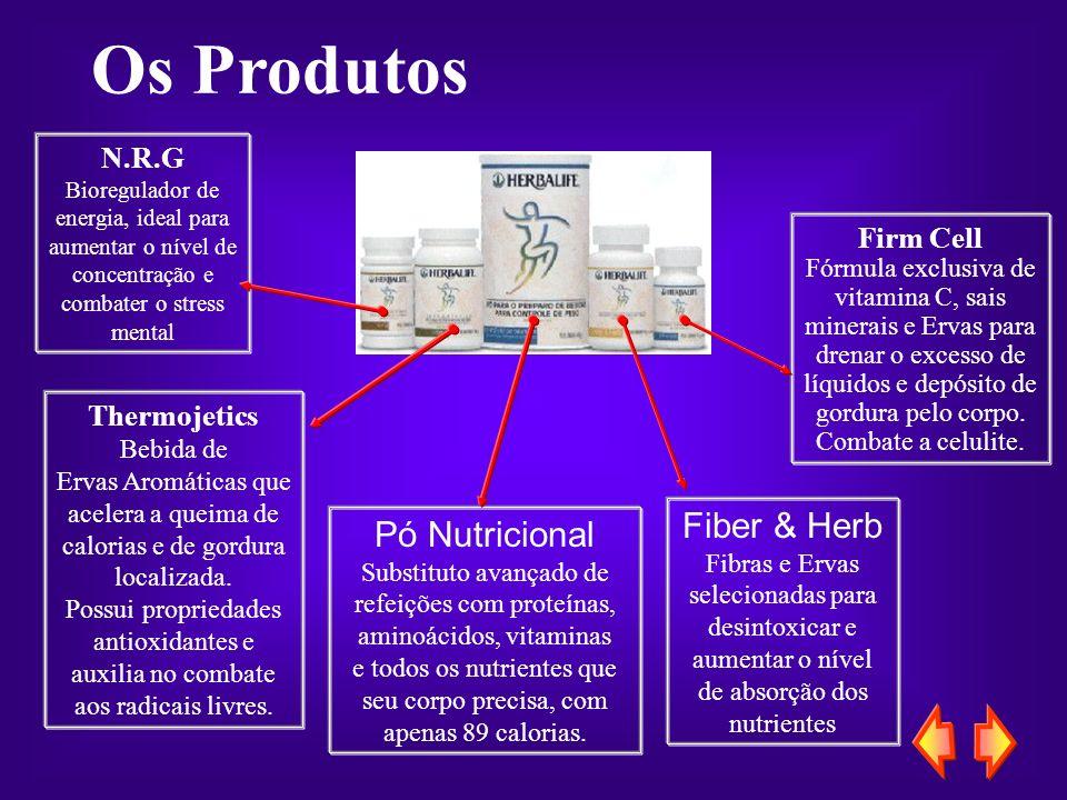 Os Produtos Fiber & Herb Fibras e Ervas selecionadas para desintoxicar e aumentar o nível de absorção dos nutrientes Pó Nutricional Substituto avançad