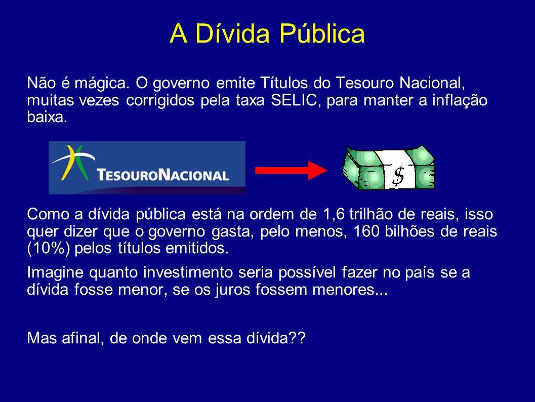 Lula e as privatizações Duas medidas tomadas pelo governo Lula com relação às privatizações tiveram influência direta da ministra Dilma: A Lei 10.848 de 2004 que retira as empresas do sistema Eletrobrás do Plano Nacional de Desestatização, permitindo que novos investimentos pudessem ser realizados.