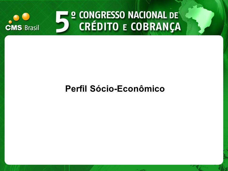 Perfil Sócio-Econômico