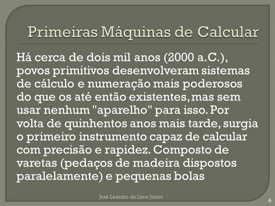 Nascia o ábaco, era utilizado por mercadores babilônicos para cálculos aritméticos.