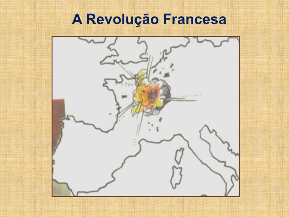 Tomada da Bastilha pelos Revolucionários 14 de Julho de 1789
