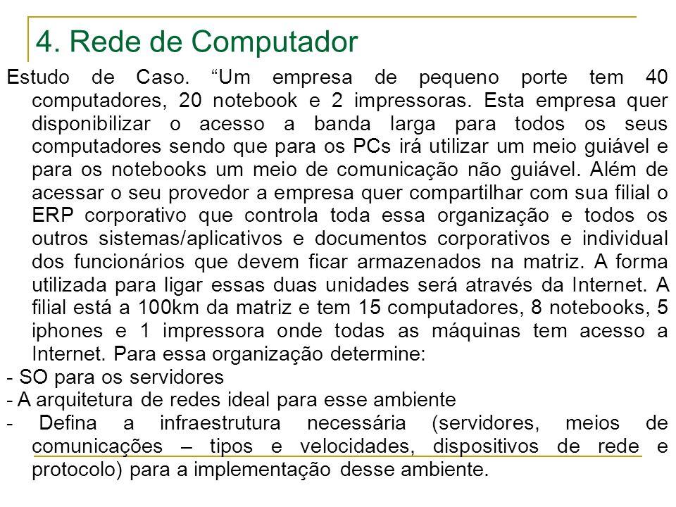 4.Rede de Computador Estudo de Caso.