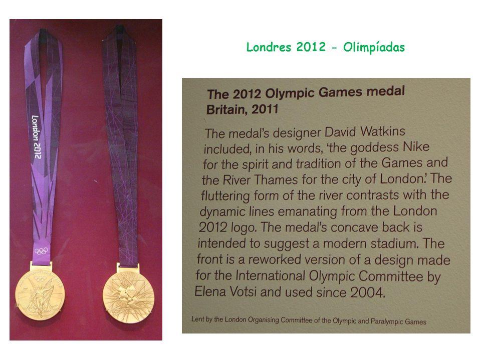 Londres 2012 - Olimpíadas