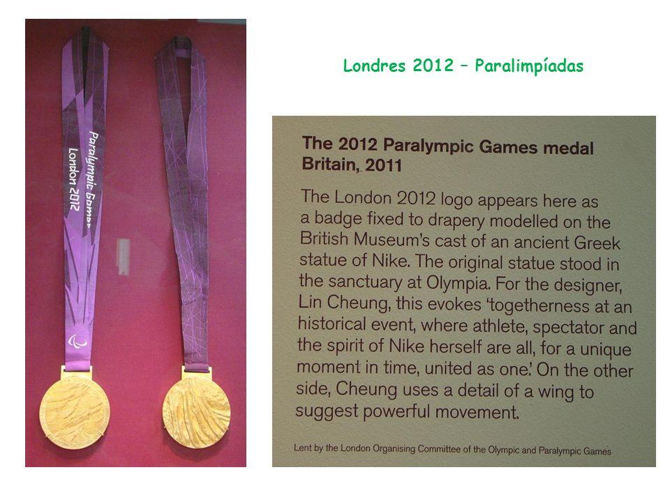 Londres 2012 – Paralimpíadas