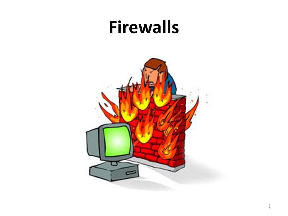 Firewalls 1