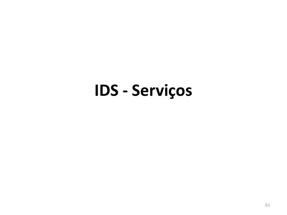 IDS - Serviços 64