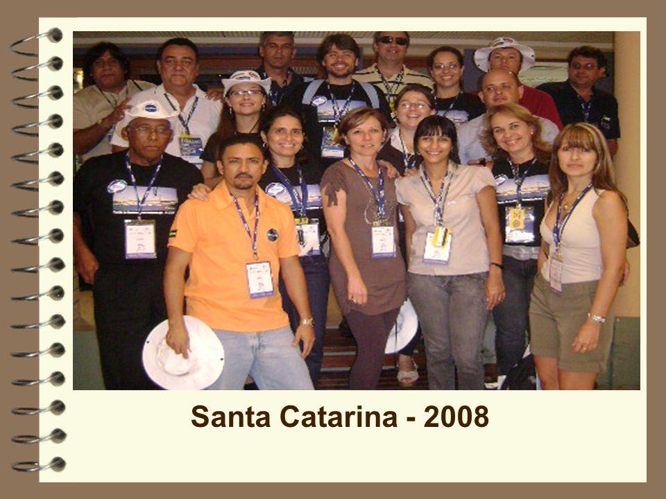 Santa Catarina - 2008