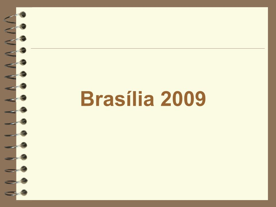 Brasília 2009