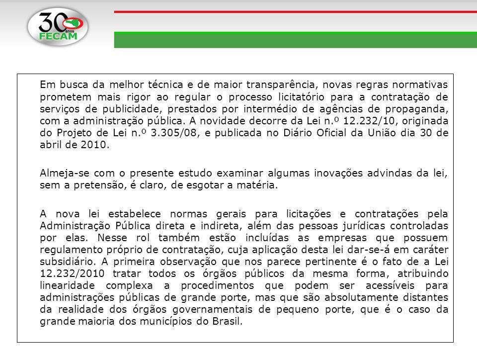 COMISSÃO Art.10.