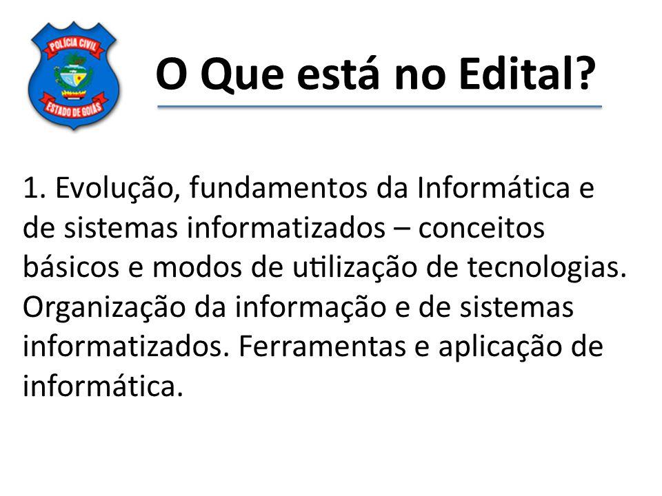 O Que está no Edital.2.