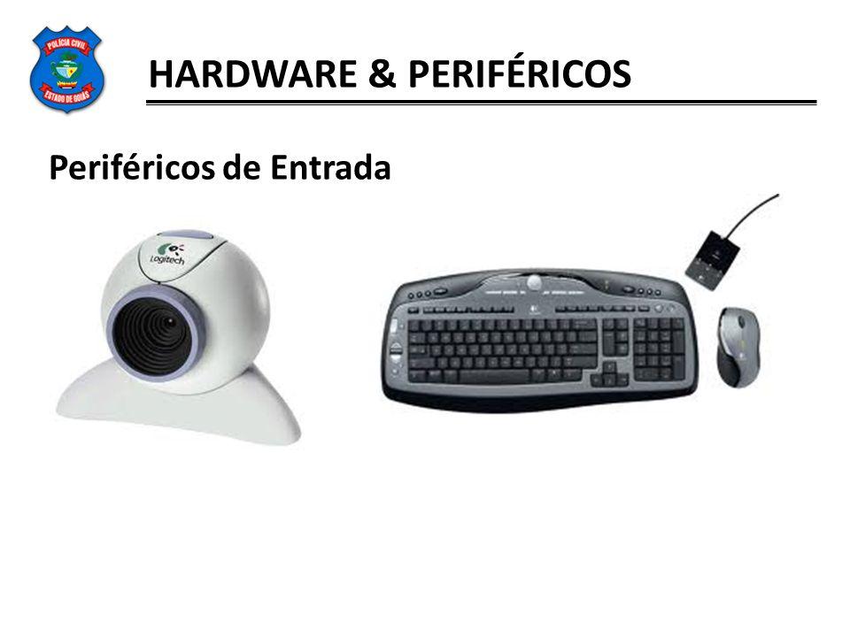 HARDWARE & PERIFÉRICOS Periféricos de Entrada