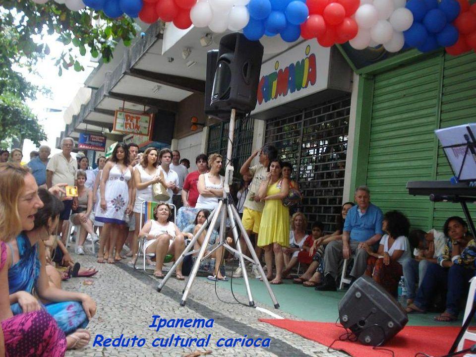Em 31 de dezembro de 2008 encerraram-se as festividades com a apresentação do grupo musical Turma da Bossa.