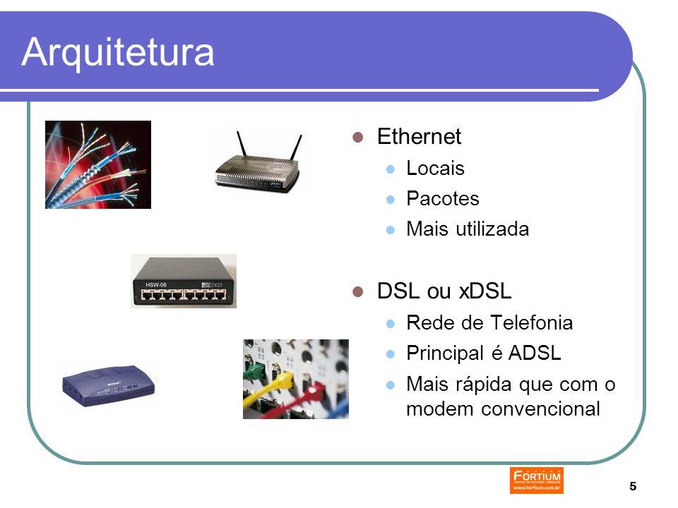16 Servidor Fornece serviços a uma rede de computadores: Impressão Arquivos Internet E-mail