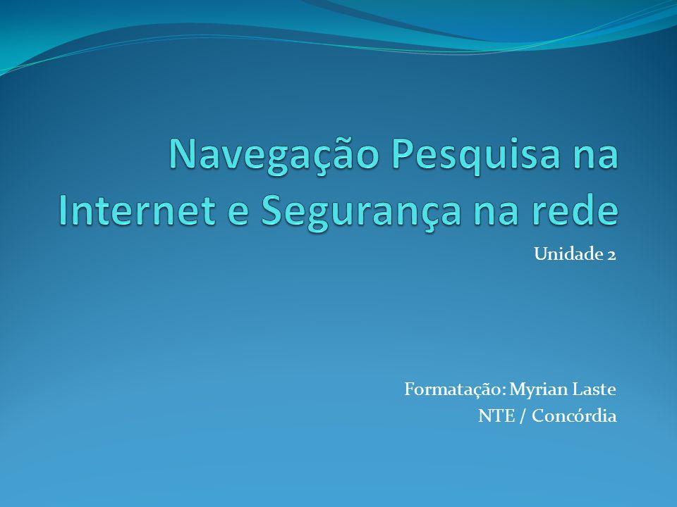 A rede mundial de computadores / Internet A rede mundial de computadores é uma rede de comunicação de milhões de computadores conectados, mais conhecida como Internet, e que oferece inúmeros serviços.