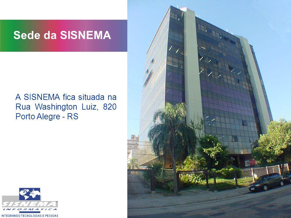 INTEGRANDO TECNOLOGIAS E PESSOAS Atuação da Empresa Especializada em soluções de TI há 15 anos, empresa 100% gaúcha.