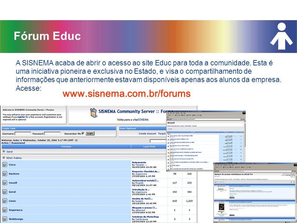 INTEGRANDO TECNOLOGIAS E PESSOAS Objetivos da Nova Formação: Facilitar o aprendizado Preparar para a Certificação LPI Enfatizar o uso prático do Sistema Administração em modo gráfico Administração no modo texto Novos Cursos Sisnema Linux Core Professional Linha Profissional Sisnema