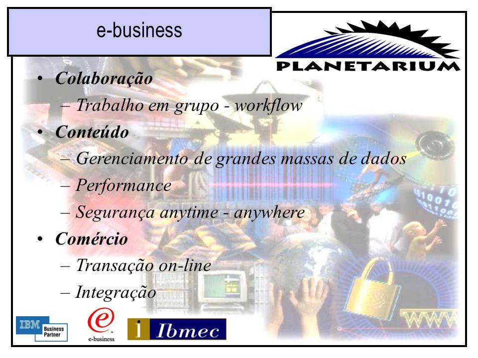 Um novo paradigma Basear o negócio em bits também permite que se cuide de um ativo essencial: Conhecimento Por isso, negócios puramente baseados em bi
