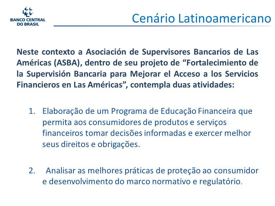 Conclusão A atuação dos Supervisores em educação financeira auxilia no desenvolvimento dos mercados, na estabilidade econômica, na eficiência do sistema financeiro e na proteção dos cidadãos, contribuindo para a inclusão responsável dos novos consumidores bancários.