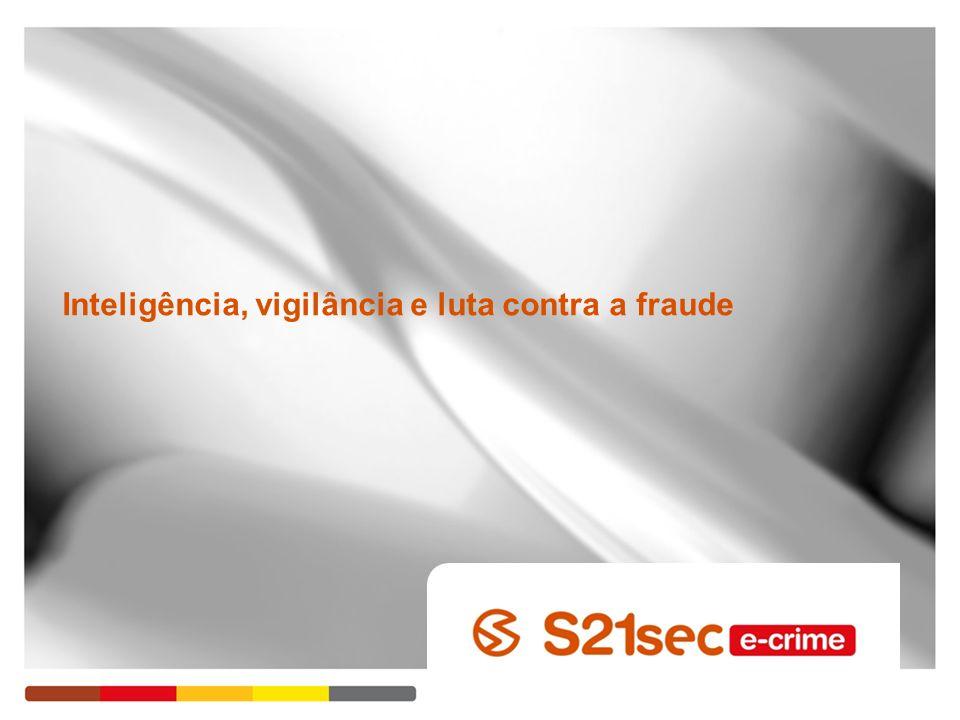 Inteligência, vigilância e luta contra a fraude