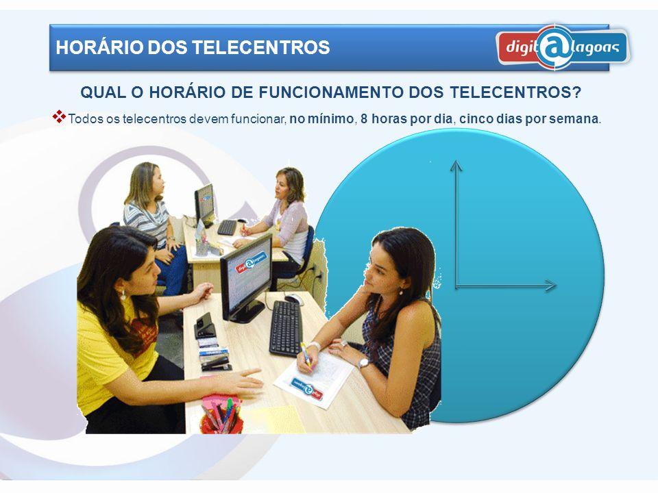 São pessoas jurídicas (prefeituras, ONGs, associações de bairro etc) que assinam um Convênio com o Programa Digit@Lagoas, e recebem o telecentro para