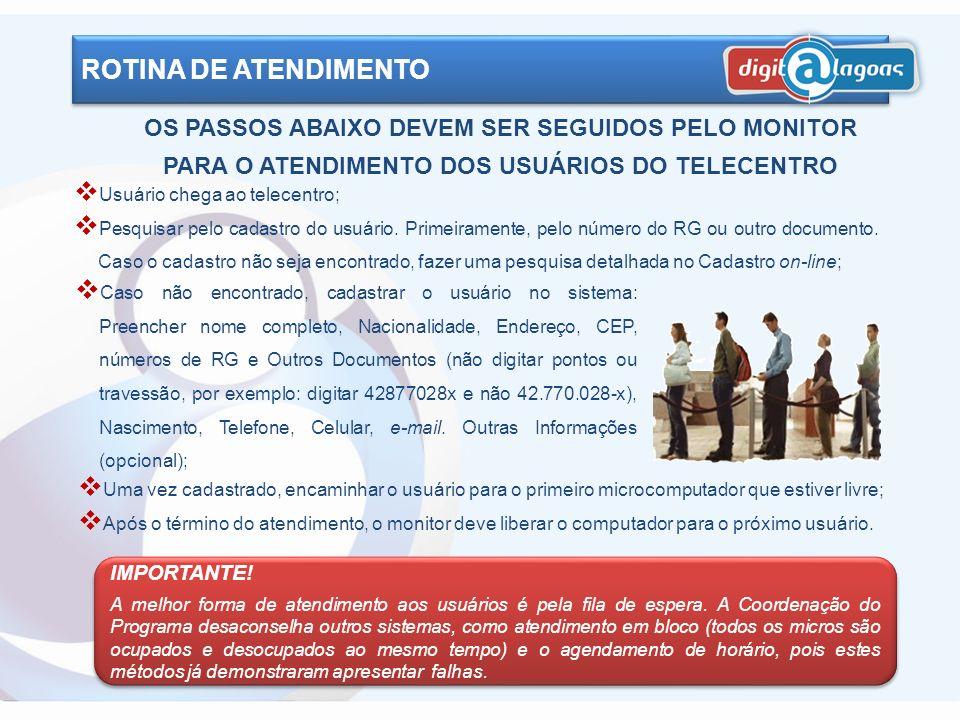 O termo de adesão é um contrato firmado entre o Programa Digit@Lagoas e o cidadão (o usuário), no qual são estabelecidas as obrigações e os direitos d