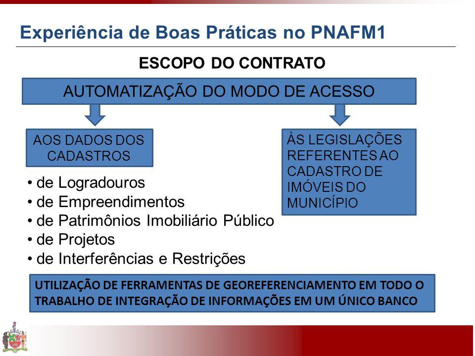 Programa de Modernização Administrativa – Governo da Inclusão Consulta Prévia