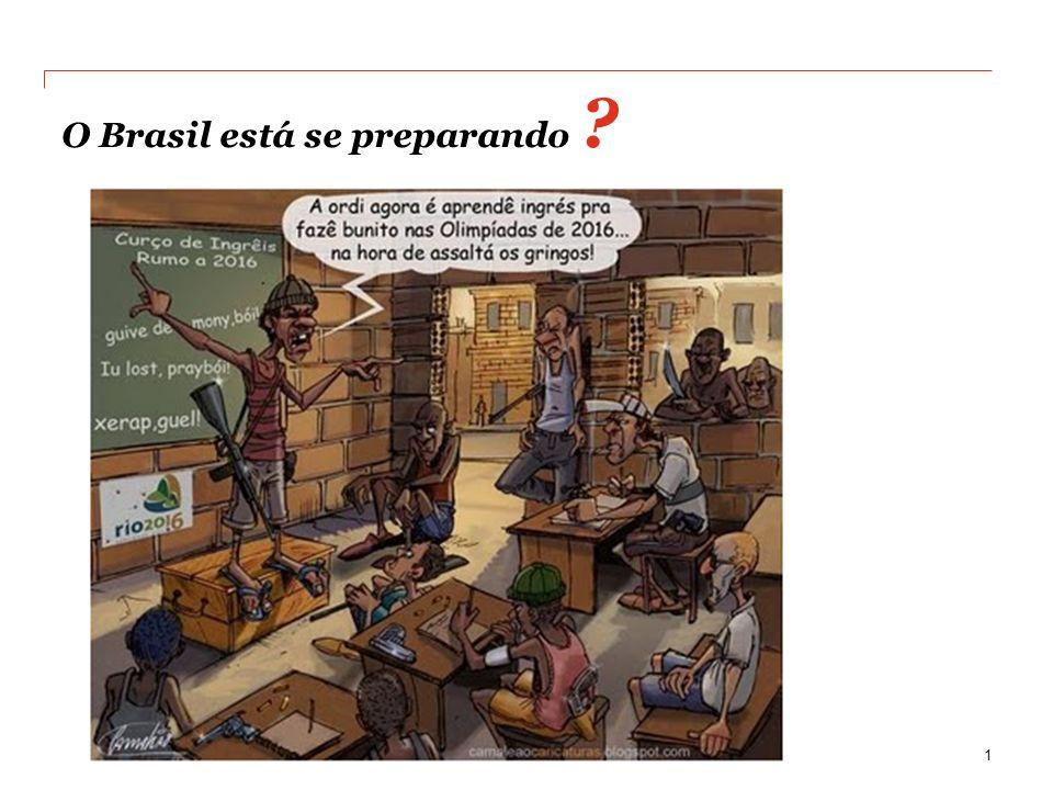 O Brasil está se preparando ? 1