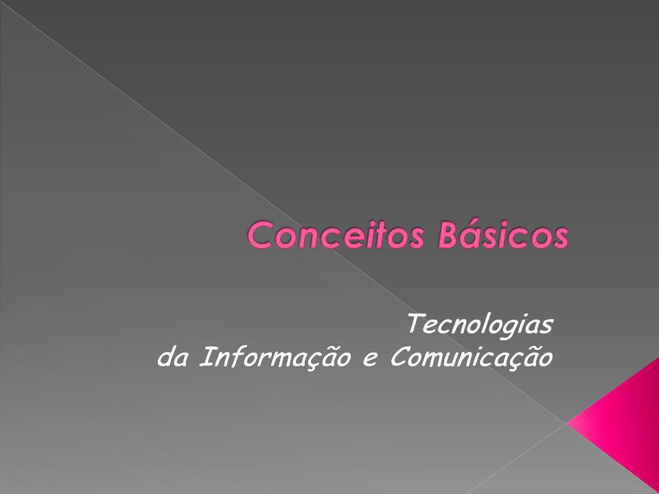 As Tecnologias da Informação e Comunicação ou TIC correspondem a todas as tecnologias que interferem e mediam os processos informacionais e comunicativos dos seres.