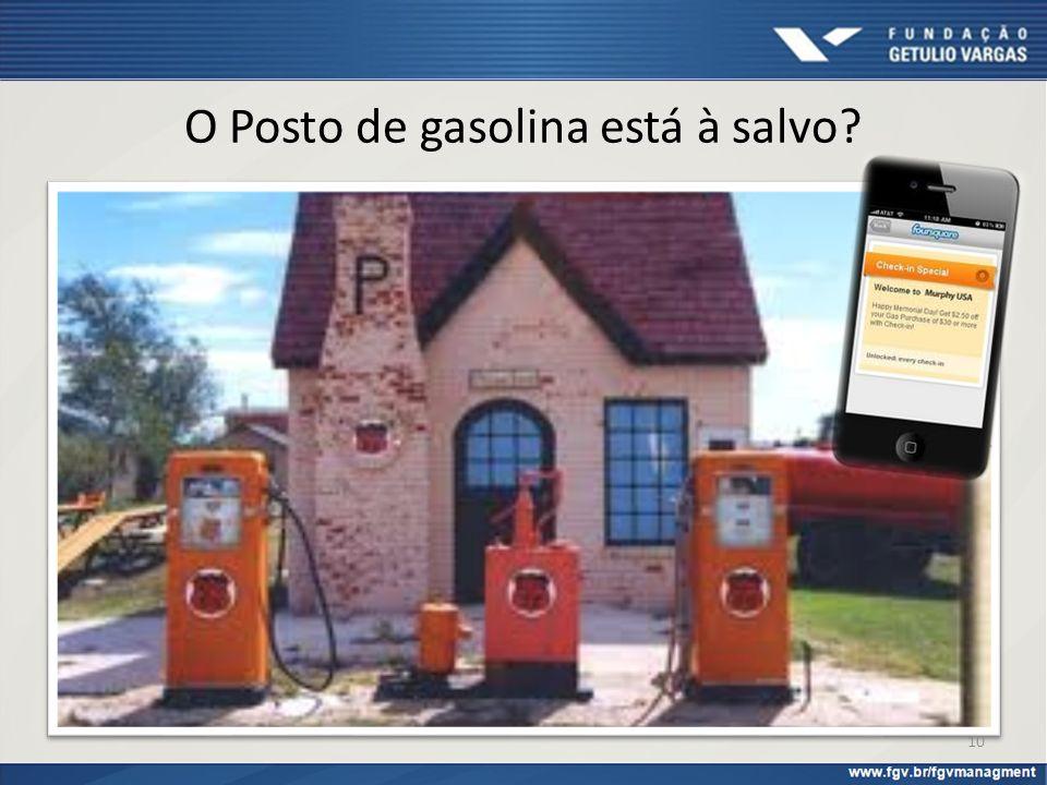 O Posto de gasolina está à salvo? 10