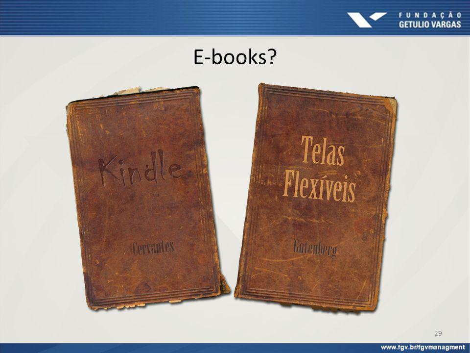 E-books? 29