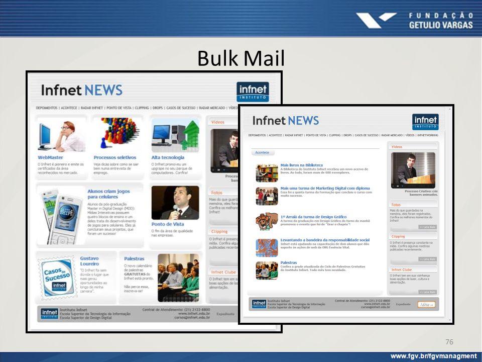Bulk Mail 76