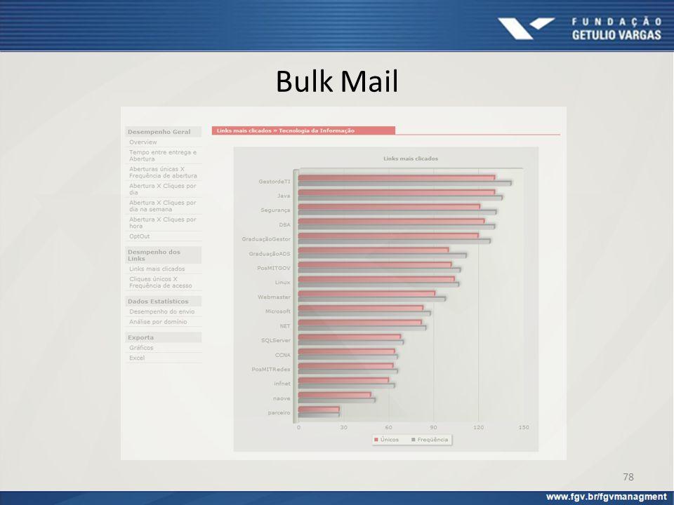 Bulk Mail 78
