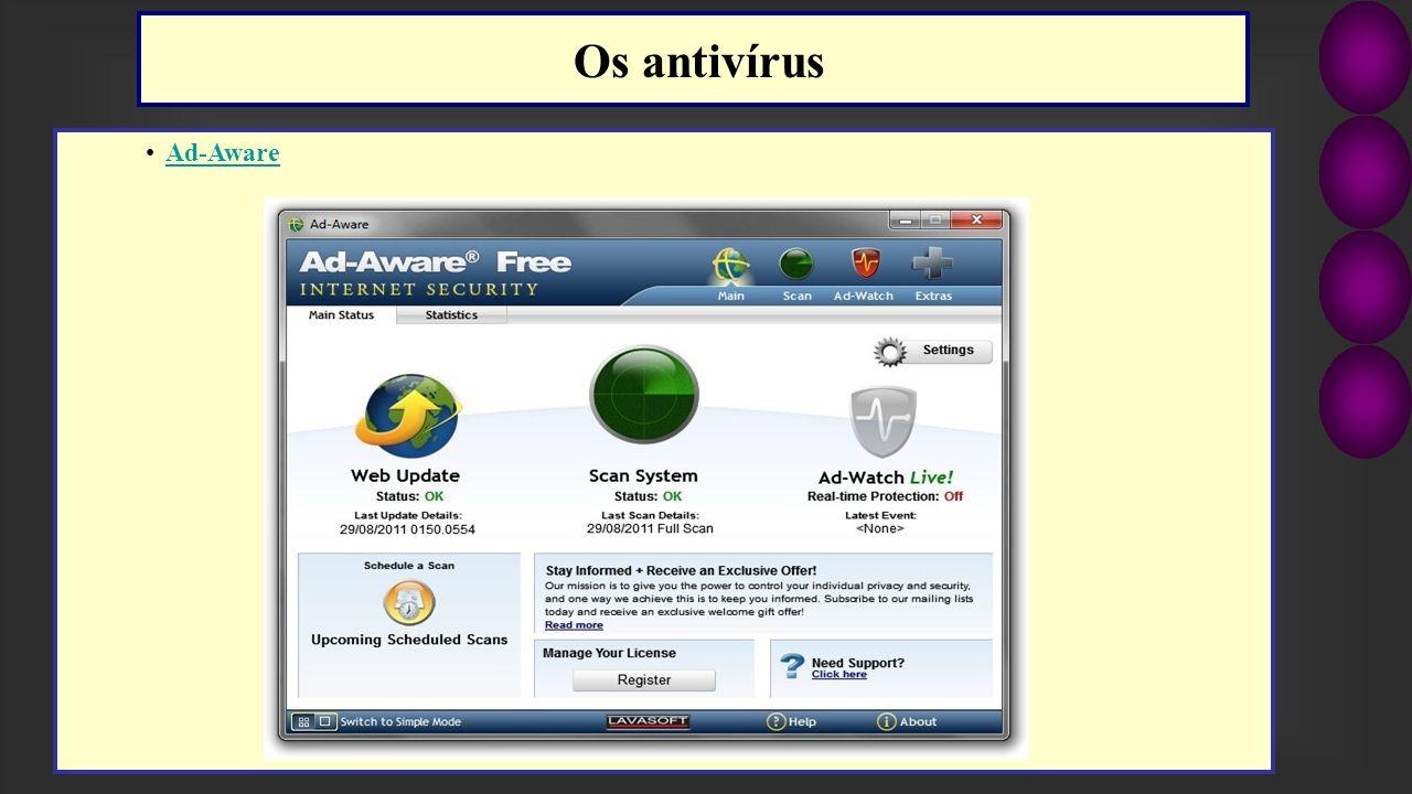 Ad-Aware Os antivírus