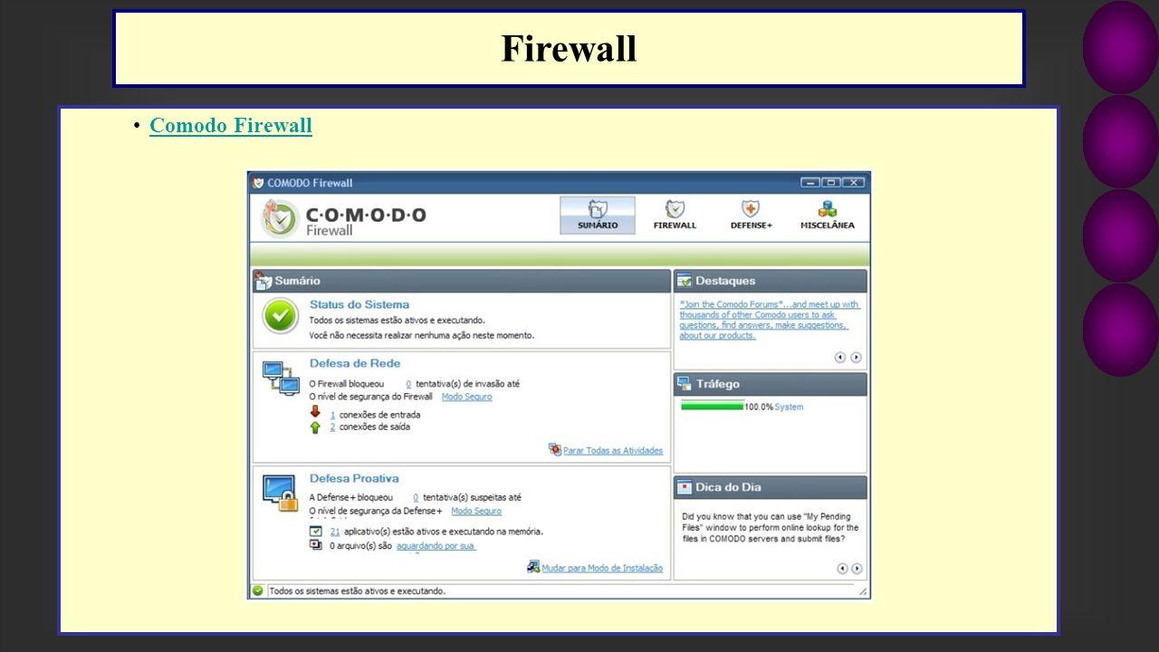 Comodo Firewall Firewall