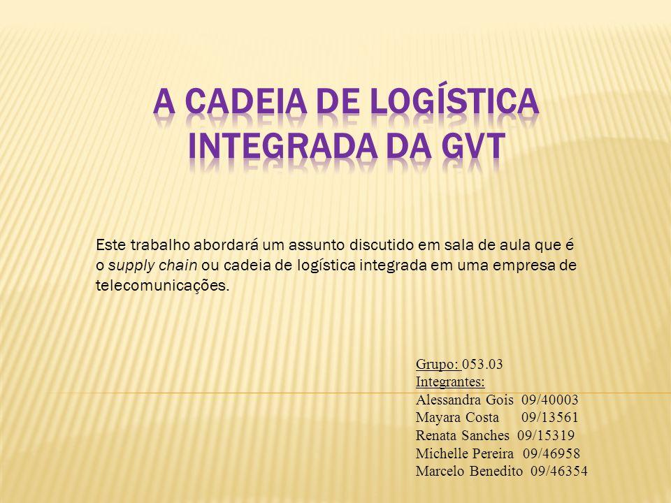 A GVT é a operadora de telecomunicações brasileira que atua como prestadora de soluções completas em comunicação.