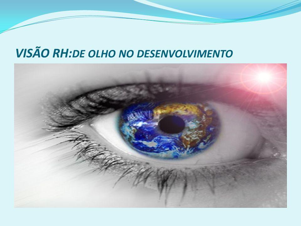 VISÃO RH: DE OLHO NO DESENVOLVIMENTO