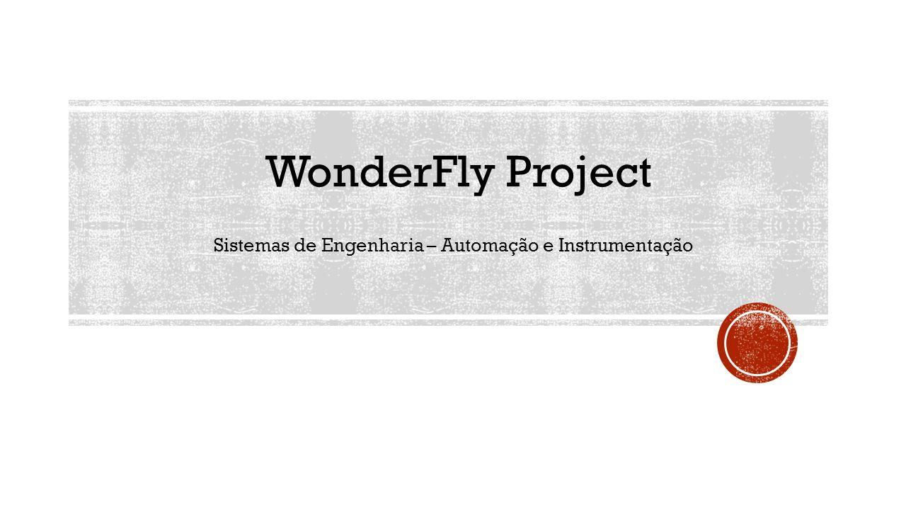 Sistemas de Engenharia – Automação e Instrumentação WonderFly Project