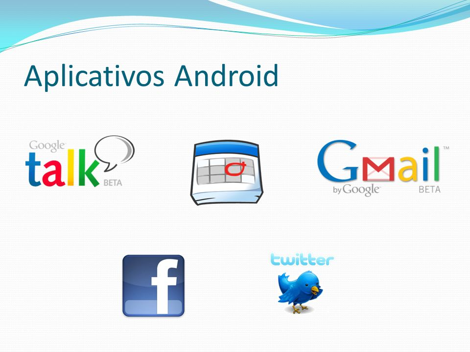 Aplicativos Android