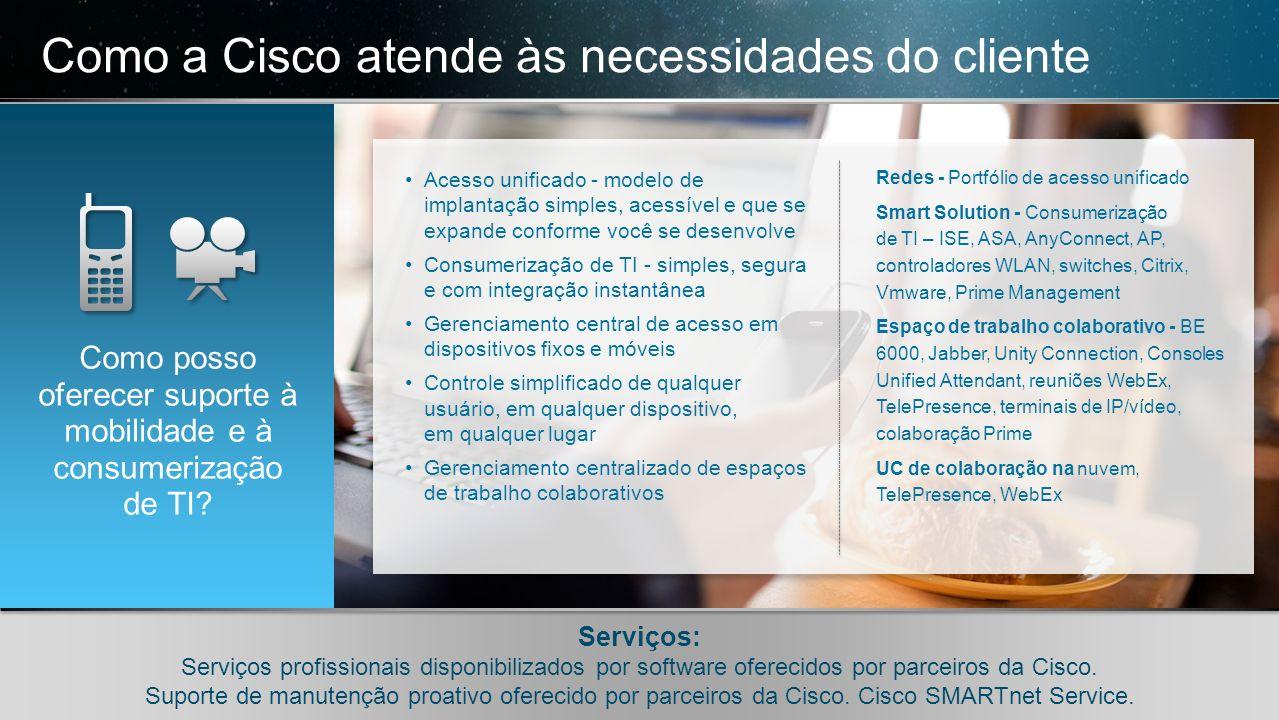 © 2010 Cisco e/ou suas afiliadas. Todos os direitos reservados. Confidencial da Cisco 7 © 2010 Cisco e/ou suas afiliadas. Todos os direitos reservados