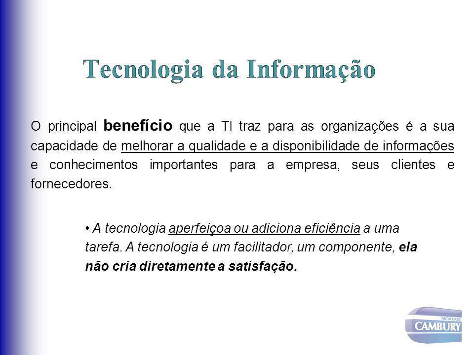 Sistemas de Informações nas Empresas Quais as principais funções dos sistemas de informações nas organizações.