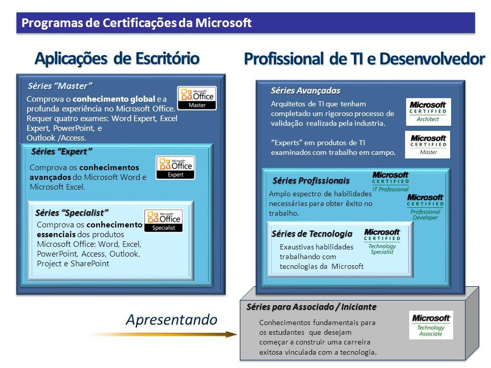 O que é Microsoft Technology Associate (MTA).